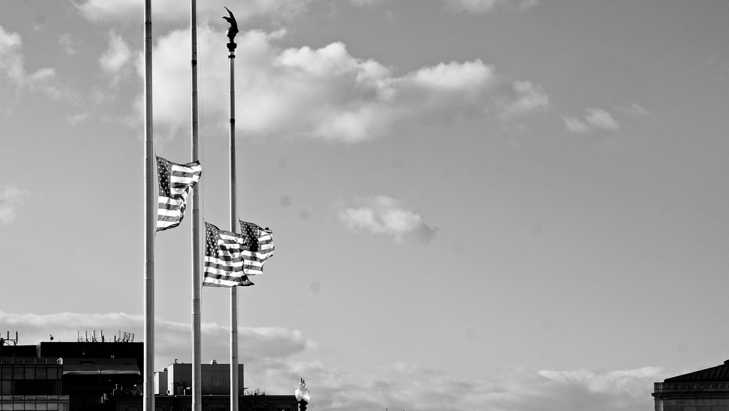 Union Station Flags 17965