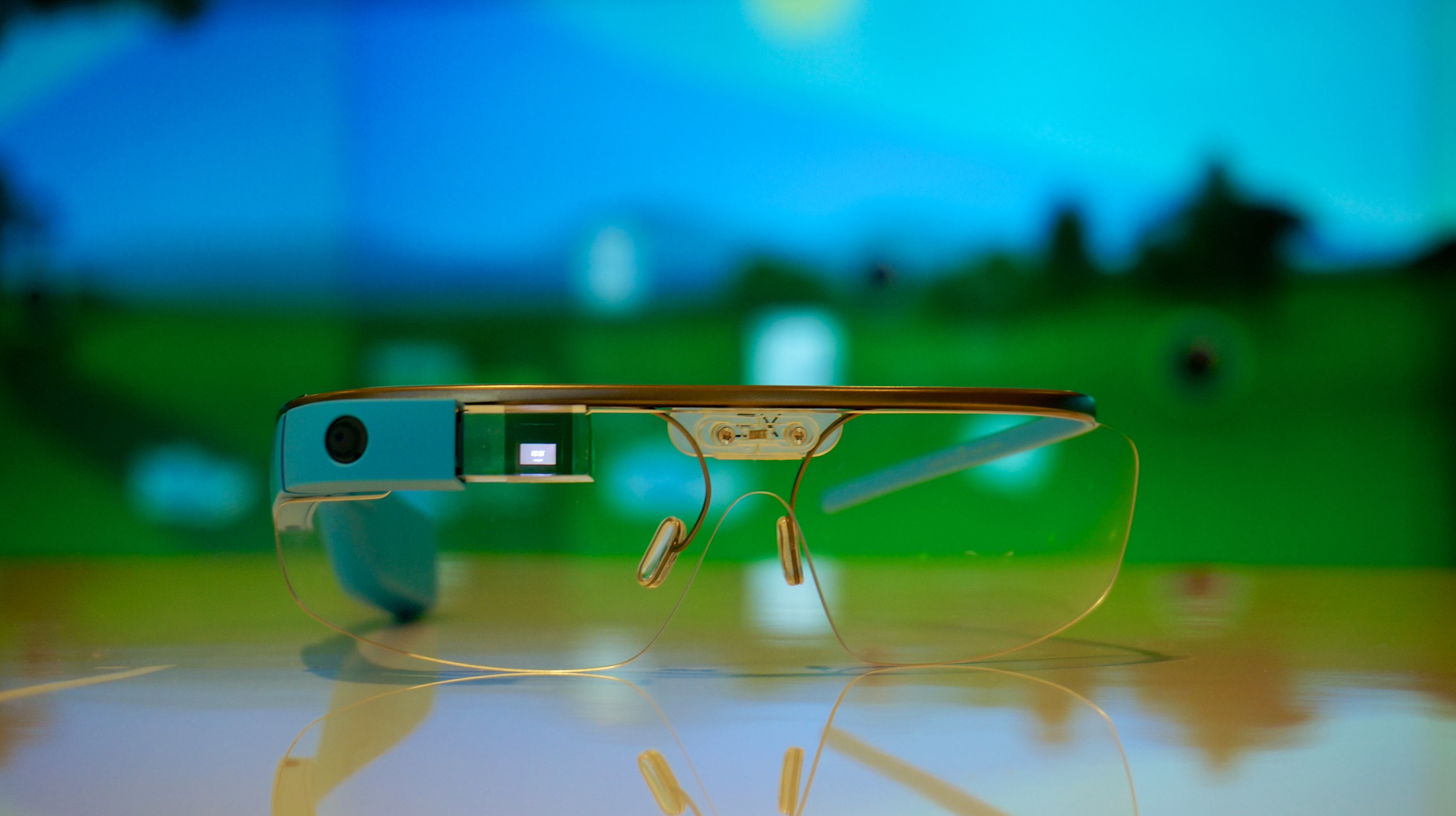 Google Glass at Center for Total Health 32225