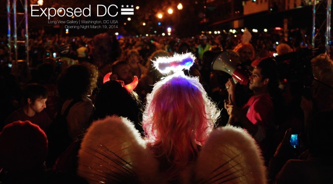 17th Street High Heel Race - Poster for Exposed DC 2014 38139