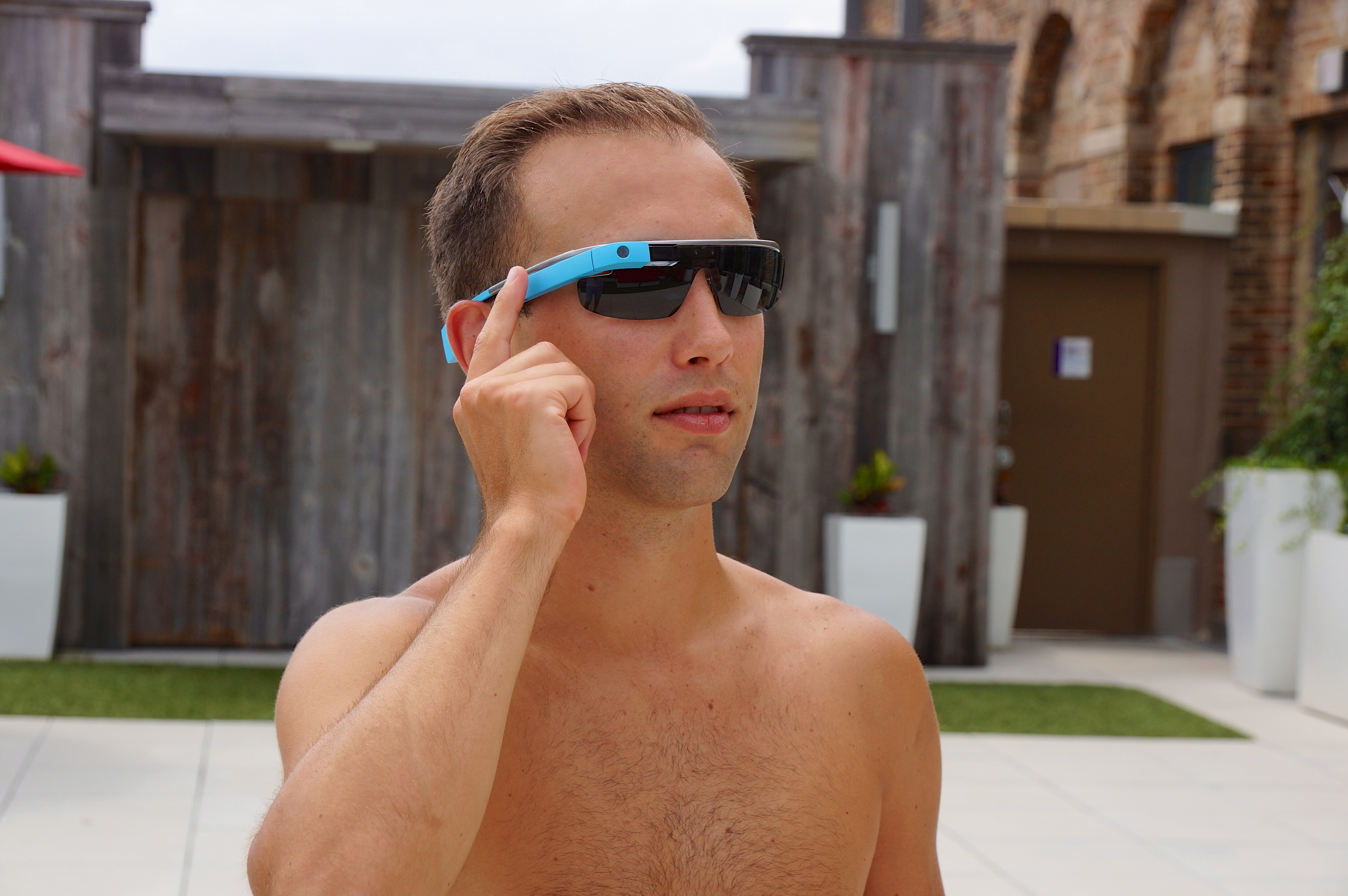 Google Glass Photoshoot 27186
