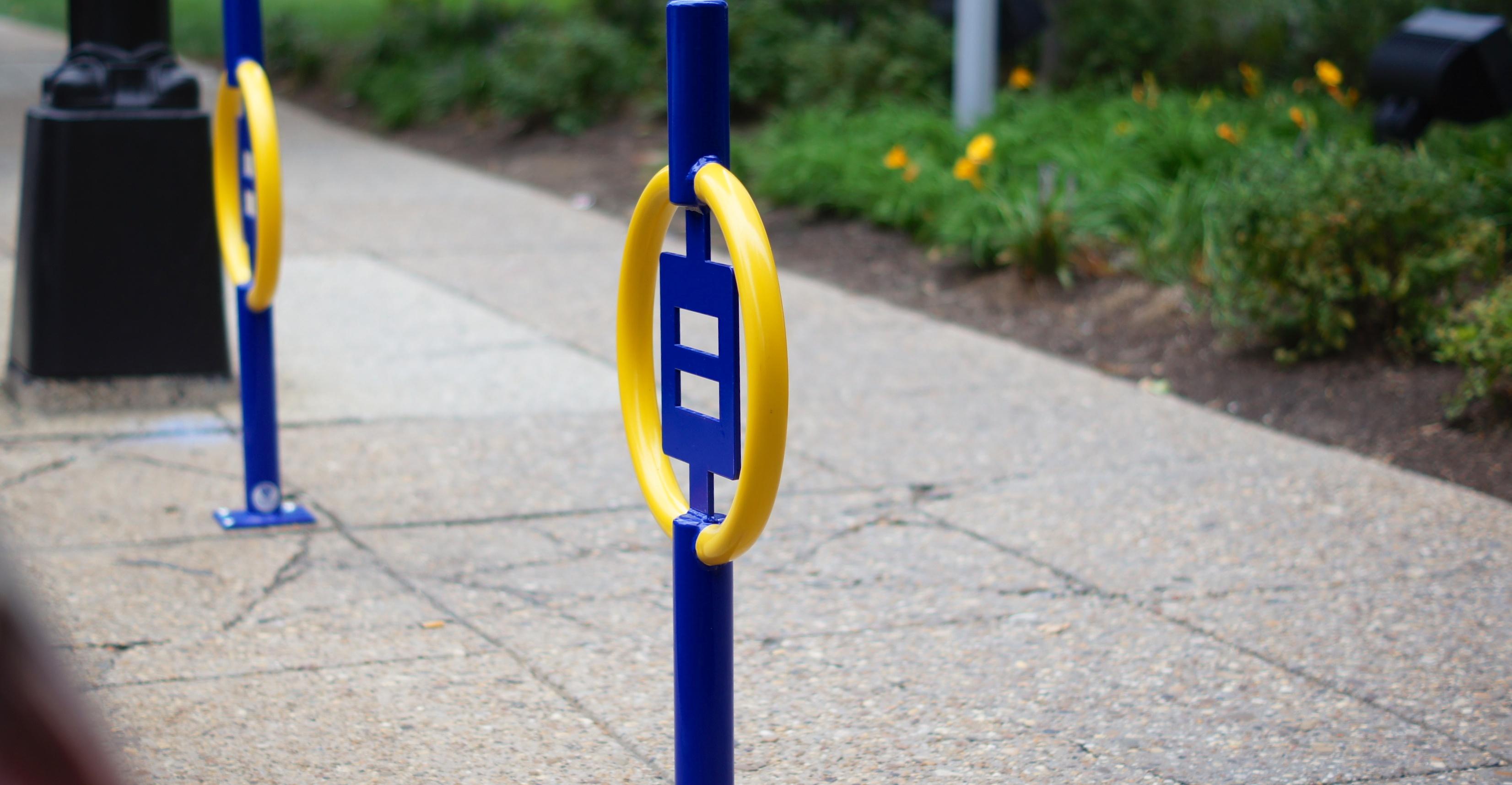Equality Bike Rack - HRC 15118