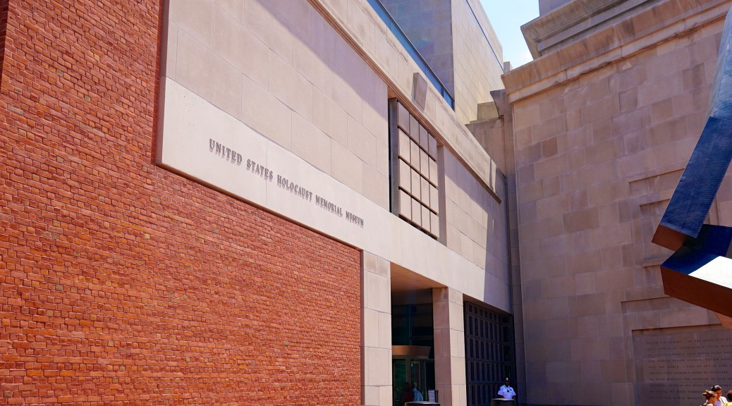 US Holocaust Memorial Museum Washington DC USA 45366