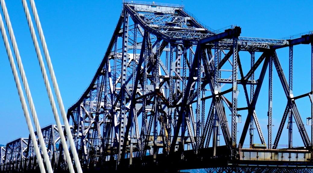 Oakland Bay Bridge Demolition 45726