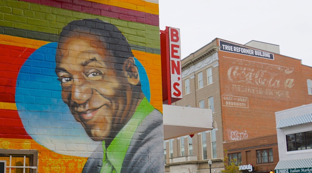 Bill Cosby Mural, Washington, DC 49758