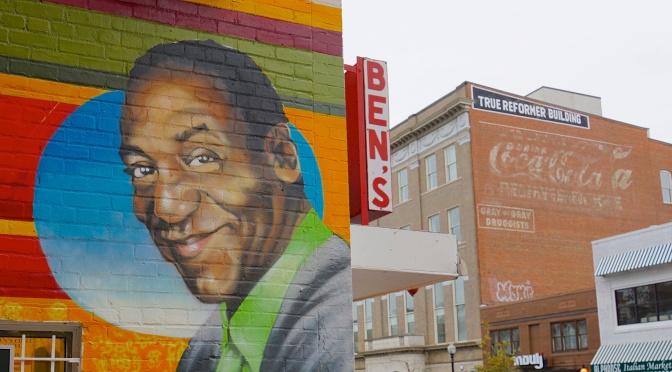 Bill Cosby Mural, Washington, DC 49758