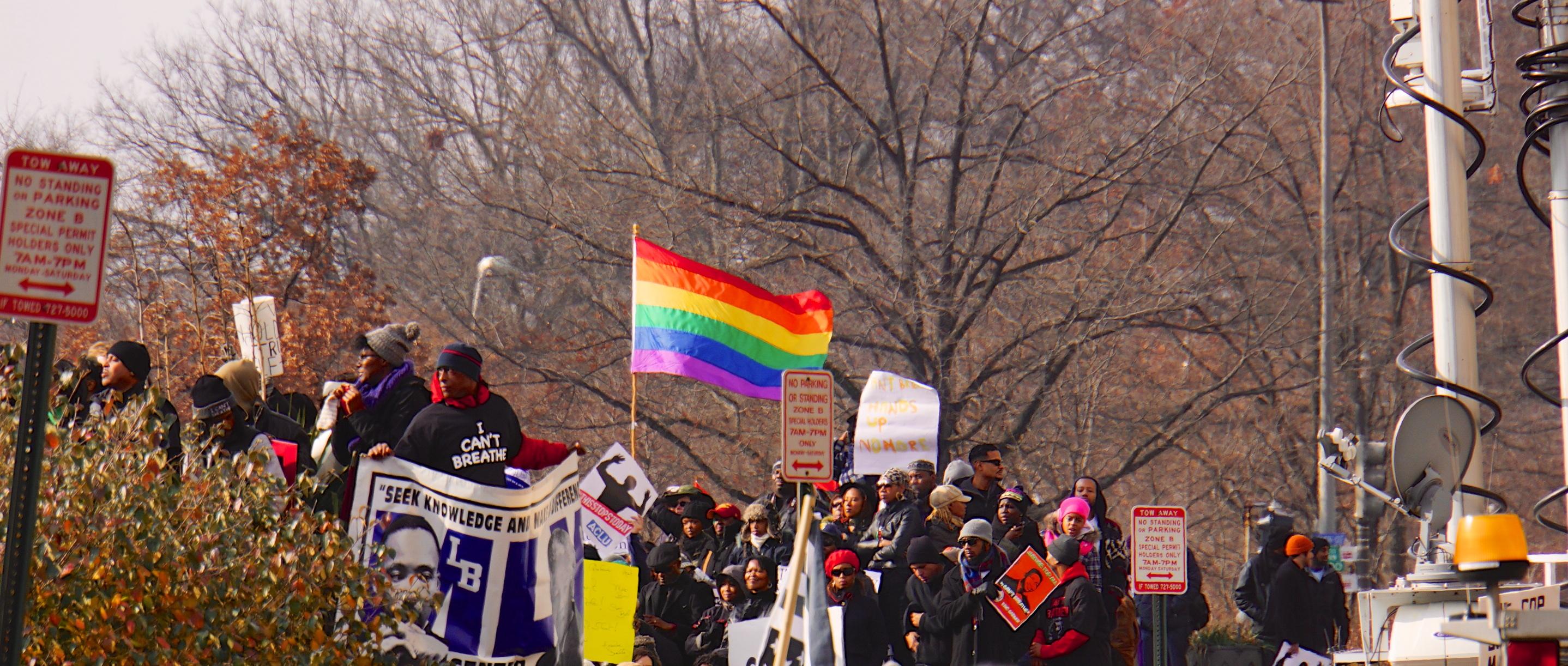 National March Against Police Violence Washington DC USA 50304