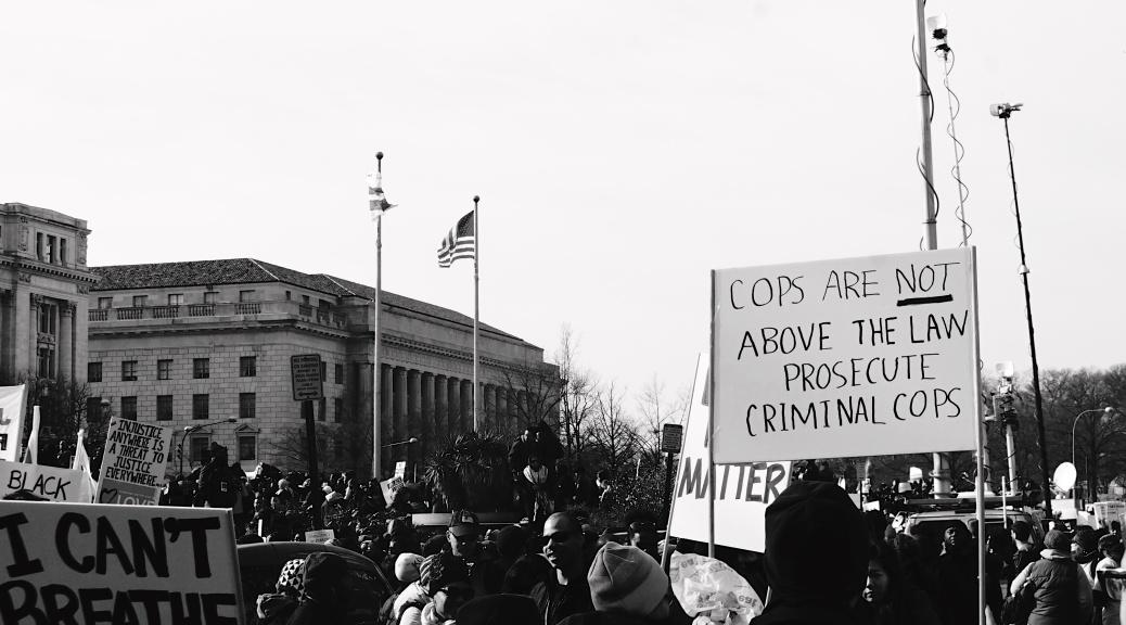 National March Against Police Violence Washington DC USA 50309