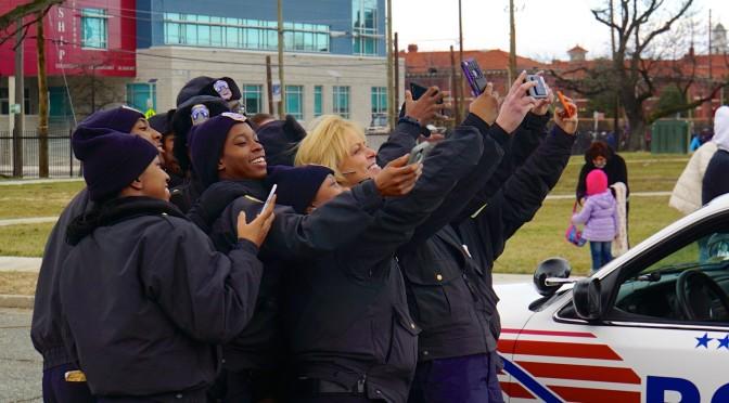 MLK Parade 2015 Anacostia, Washington, DC USA 51617
