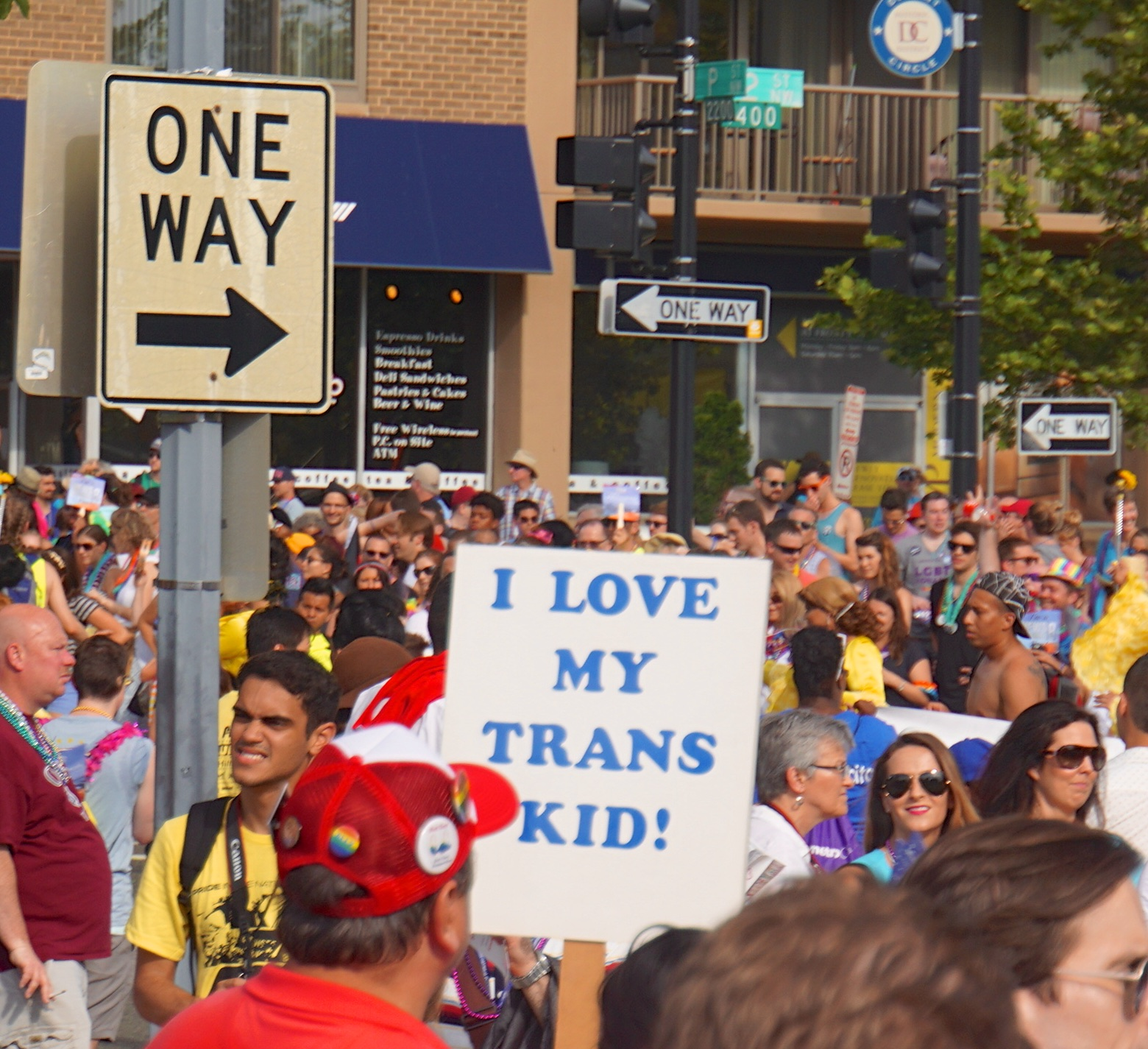 Capital Pride 2015 Washington DC USA 56873