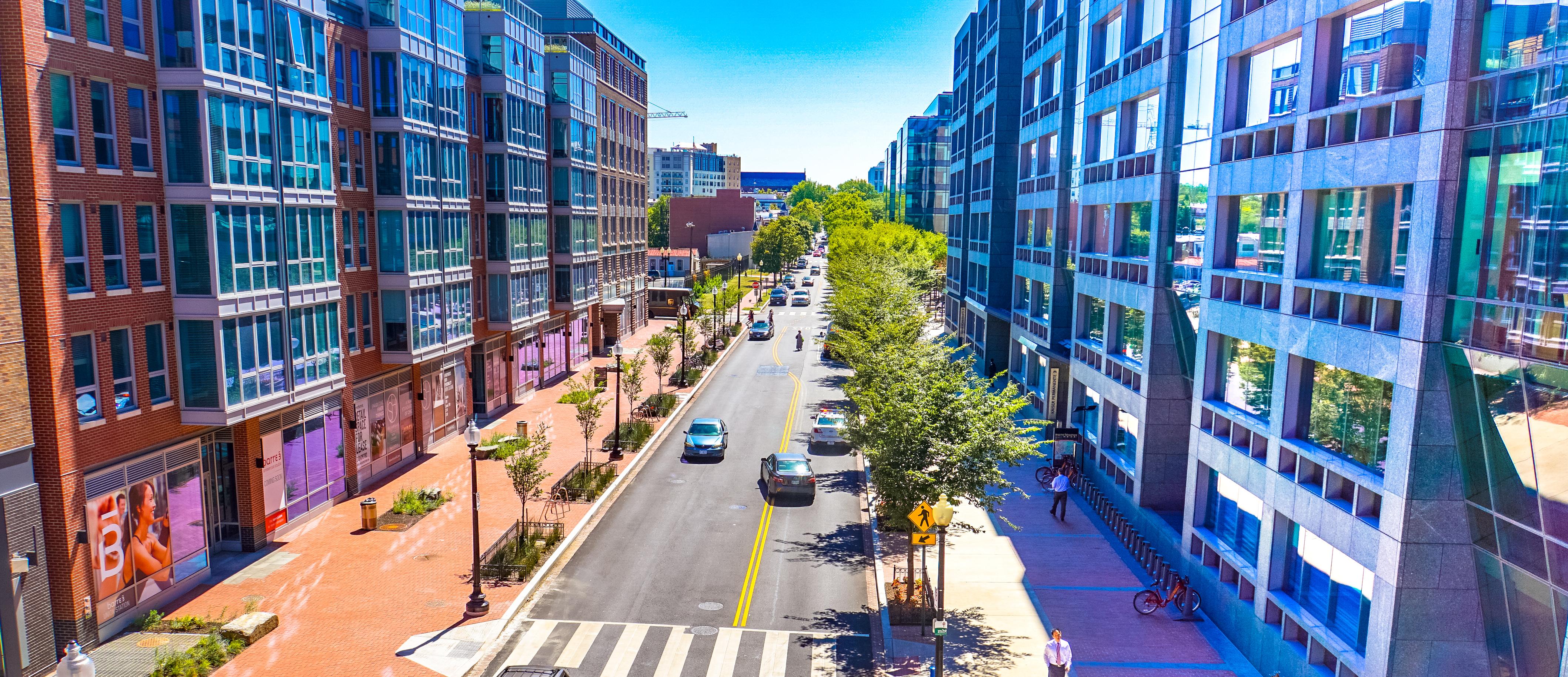 Healing H Street NE Washington DC USA 08960
