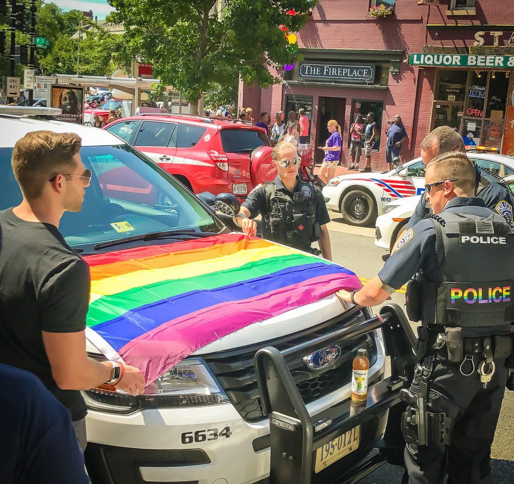 2017.06.10 DC Capital Pride Parade, Washington, DC USA 6487
