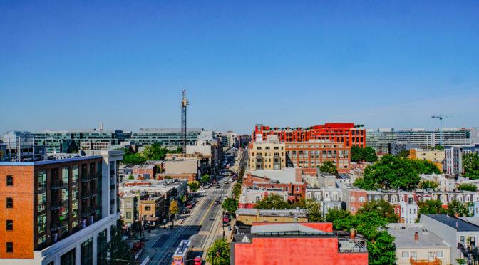 2017.09.07 New views of H Street NE, Washington, DC USA 8560
