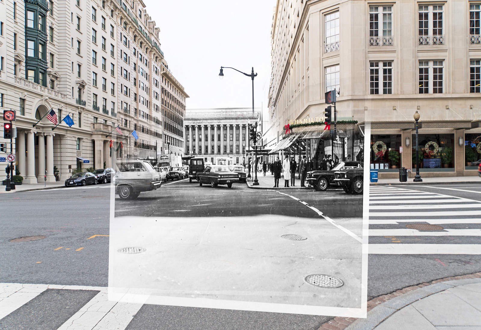 2017.12.26 RePhotography Washington, DC USA then and now 1706-Edit