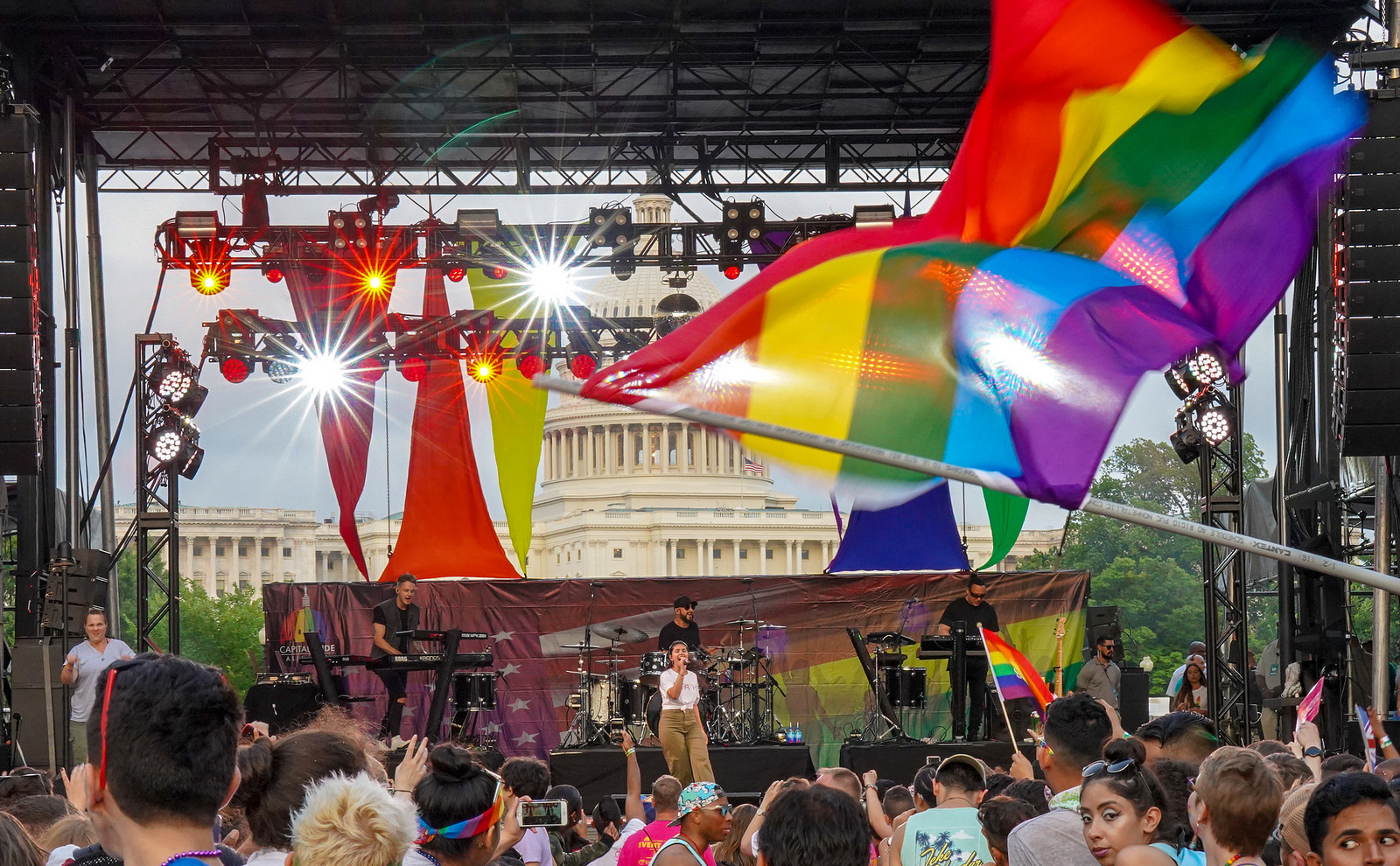 2018.06.10 Alessia Cara at the Capital Pride Concert with a Sony A7III, Washington, DC USA 03567