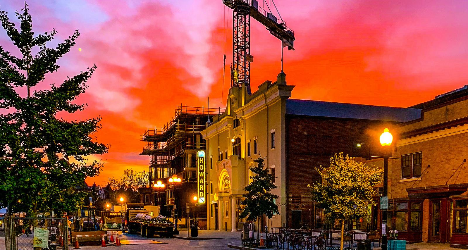 2018.10.26 Howard Theatre at Dawn, Washington, DC USA 2728
